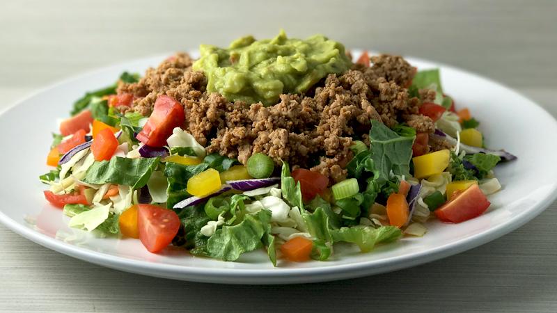 Taco Salad Recipe Turkey
